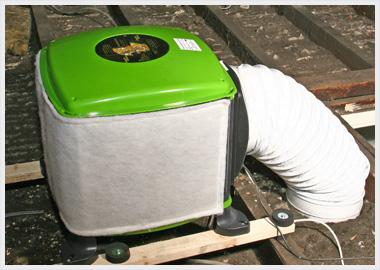 Condensation Solutions